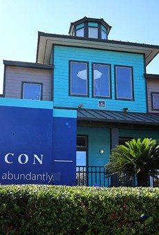 Icon Apartments is located at 1300 Patricia Ave. in District 9.