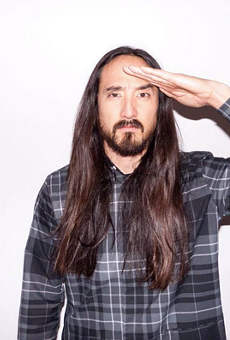 Aoki salutes the fans that have made him the highest paid DJ in the world