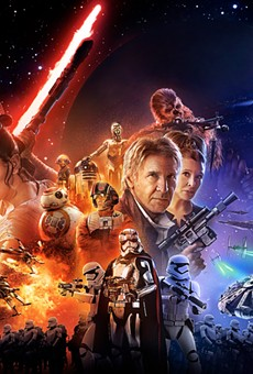 Star Wars: The Force Awakens is the Highest Grossing Domestic Movie Ever