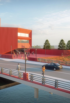A rendering of Ruby City's planned campus expansion.