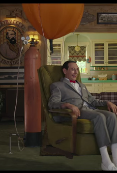 Pee-wee is coming to your living room.
