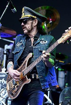Lemmy in action