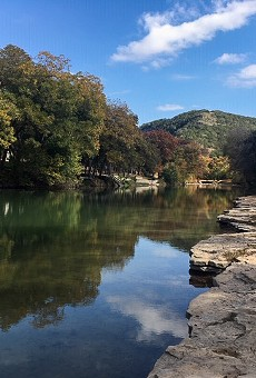 Guadalupe River, New Braunfels, Texas