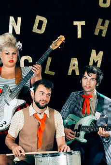 Shannon and the Clams, silly