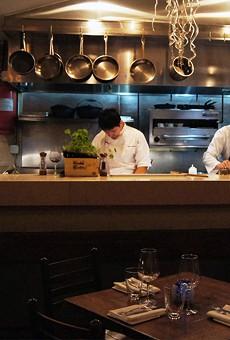 The chefs of Starfish