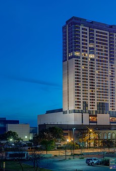 City of San Antonio covering debt payments for financially struggling Grand Hyatt