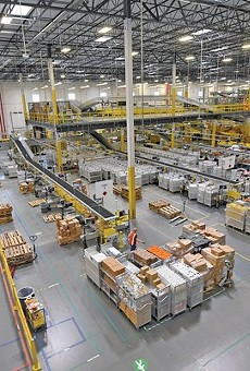Serious injuries at Amazon's San Antonio-area warehouses happen at double the industry average