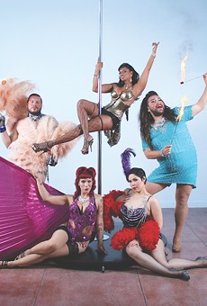 Cozy Up with the Burlesque Scene