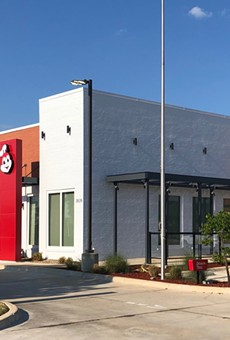 Jollibee's opened this West Plano store earlier this year.