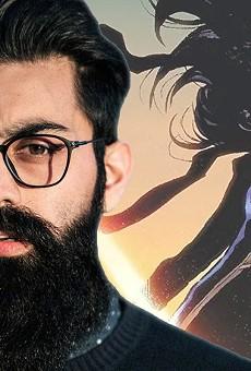 San Antonio native Saagar Shaikh will play Amir Khan, the title superhero's brother.