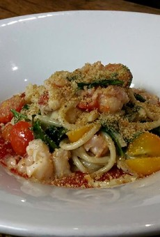 """""""Claws"""" For Celebration: Lobster Week is Back at Tre Trattoria & Tre Enoteca"""