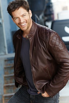 The dreamy torch singer, Harry Connick Jr.