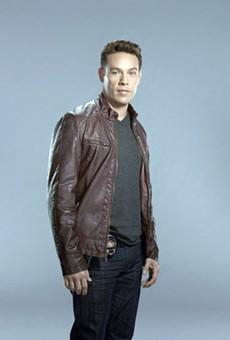 SA native Kevin Alejandro, who plays Det. Dan Espinoza on Fox' Lucifer.