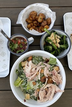 Southtown's Camp Outpost delivers great dining by getting the small stuff right