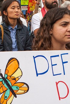 A Texas case challenging the legality of DACA is back in federal court