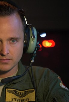 Breaking Bad's Aaron Paul on the Front Lines of Terrorism in New Thriller