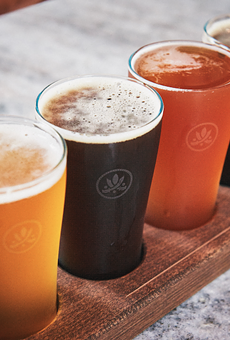 Flights are cheap on National Beer Day.