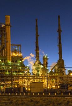Valero's Port Arthur refinery