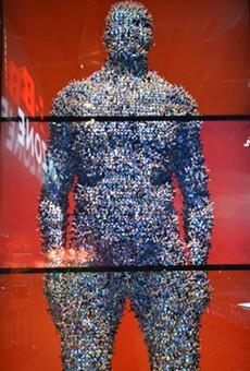 "San Anto Artist Guy Hundere Talks about His Digital Piece ""The Sixth Man"""