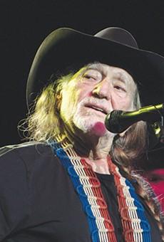 Remembering Merle, Watching Willie