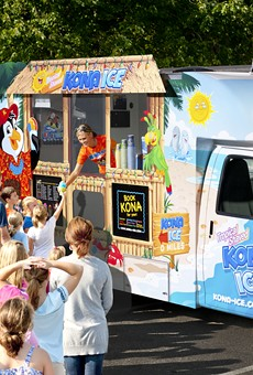 Kona Ice To Hold 3rd Annual National Chill Out Day For Tax Deadline