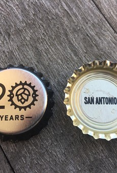 The party kicks off at noon this Saturday at the Real Ale Brewing Company in Blanco.