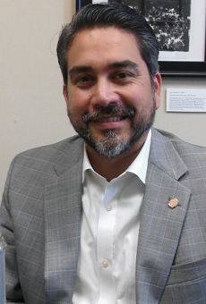 City Councilman Roberto Trevino