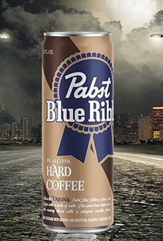 San Antonio-based Pabst Blue Ribbon debuts new alcoholic canned coffee
