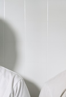 (From left) Rico Torres and Diego Galicia of Mixtli were chosen as guest chefs for the Progressive Mexican culinary series at the James Beard Foundation in New York City.