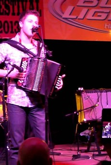 UTSA Institute of Texan Cultures to Present Accordions Across Culture May 8