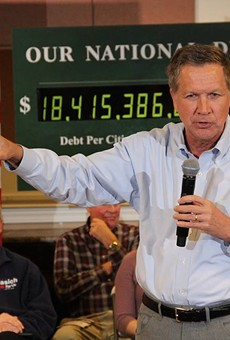 Update: Kasich to Suspend Campaign, Donald Trump Is the Republican Nominee for President of the United States