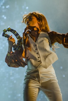 Florence + The Machine at last year's ACL Fest.