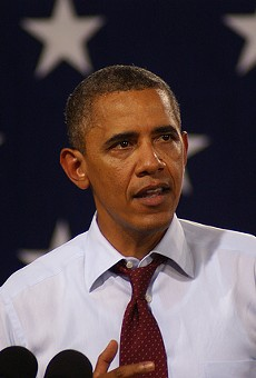 President Barack Obama commuted the sentences of 58 federal prisoners today.