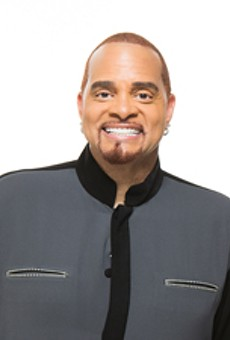 Sinbad, the comedian, not the sailor.
