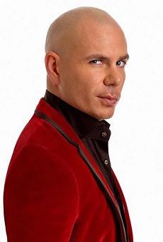 Pitbull, a bad man.