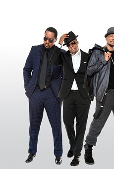 The five Roxbury friends of New Edition
