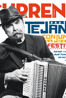 Juan Tejeda, the Driving Force Behind SA's Tejano Conjunto  Festival, Passes the Torch