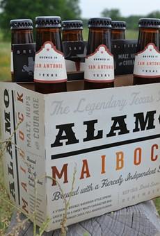 Alamo Beer Adds Maibock as Third Seasonal