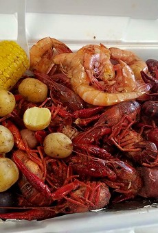 The San Antonio Crab Shack Opens for Lunch This Weekend