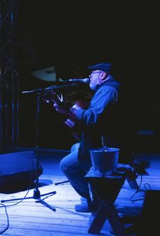 Songwriter Dennis O'Hagan's Great Brewery Tour will visit 4 San Antonio breweries this month