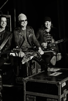 Scorpions, rocking for 50 years.