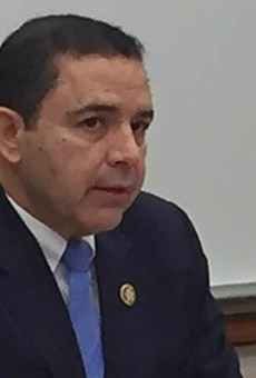 U.S. Rep. Henry Cuellar of Texas warns election subversion by Ted Cruz and others will backfire