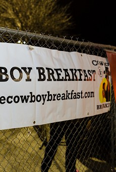San Antonio's 2021 Cowboy Breakfast will be a private event due to COVID-19 pandemic