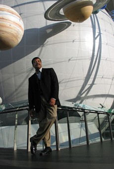 "Neil deGrasse Tyson brings ""A Brand New Show"" to the Tobin Center."