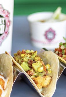 Velvet Taco will open its two San Antonio locations soon, including one at former Taco Land site