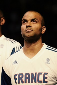 Director Florent Bodin captures amazing career of retired Spurs star in Tony Parker: The Final Shot
