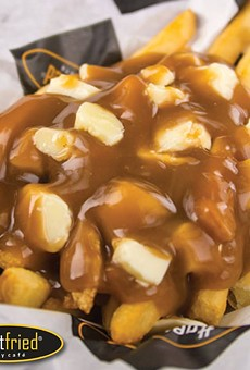 #getfried's poutine