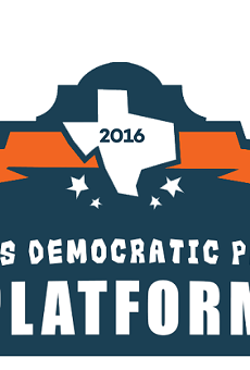 Voting Rights, LGBTQ Equality and Gun Control: Texas Democrats Lay Out 2016 Party Platform