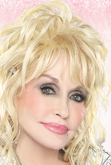 The one and only Dolly Parton.