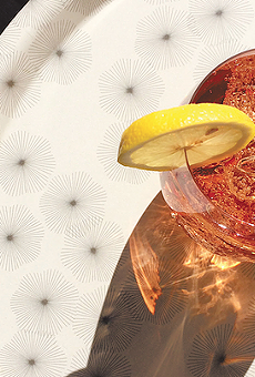 Blending German and French  Influences Into Our Spritzes